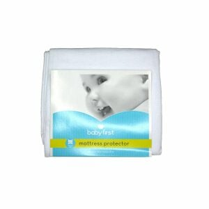 Baby First Waterproof Single Bed Mattress Protector