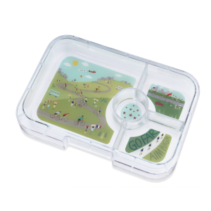 Yumbox Tapas 4 Compartment Lunchbox Tray