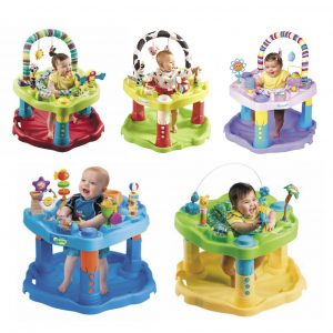 Evenflo Exersaucer – HIRE ONLY