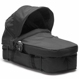 Baby Jogger City Select Bassinet Kit Black With Silver Frame