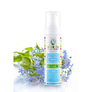 Made4Baby Fragrance Free Hair & Body Wash