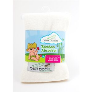 Pea Pods Bamboo Absorbers One Size