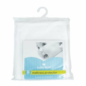 Baby First Waterproof Cot Mattress Protector