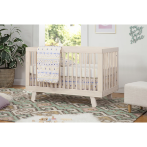 Babyletto Hudson 3-in-1 Cot With Toddler Conversion Kit