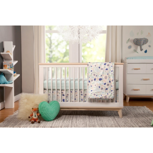 Babyletto Scoot 3 In 1 Cot With Toddler Bed Conversion Kit