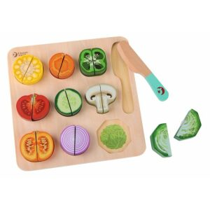 Classic World Cutting Vegetable Puzzle
