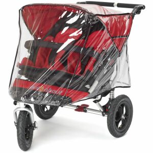 Out'n'About Nipper Double Rain Cover