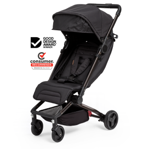 Edwards & Co Otto Stroller Black Luxe – Exclusive