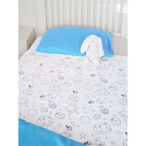 Brolly Sheets Large King Single Patterned