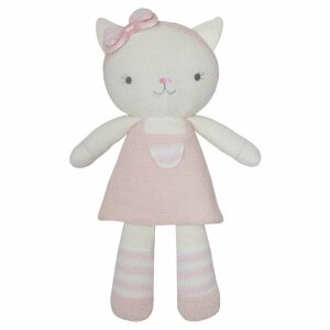 Living Textiles Daisy The Cat Softie Toy