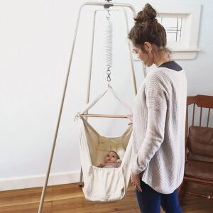 Natures Sway Baby Hammock With Steel Stand Pack
