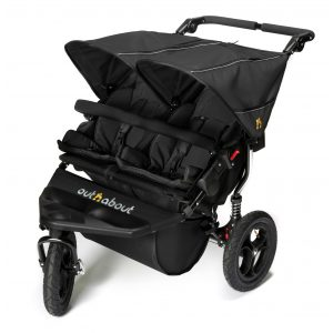 Out'n'About Nipper Double V4 Buggy – HIRE ONLY
