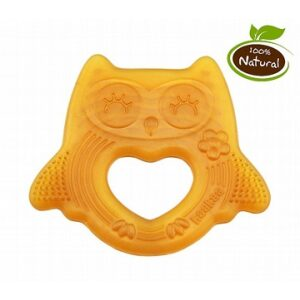 Haakaa Natural Rubber Teether Smile Shape