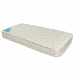 Baby First Deluxe Innerspring Standard Size Cot Mattress 1200 X 600 X 120mm