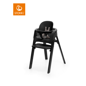 Stokke Steps Chair And Baby Set Bundle