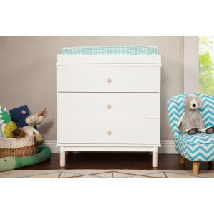 Babyletto Gelato 3 Drawer Changer Dresser With Changing Tray