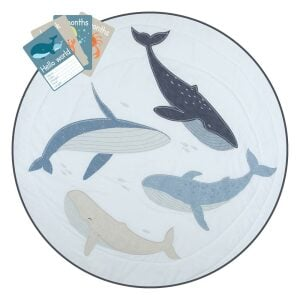 Lolli Living Play Mat With Milestone Cards Oceania
