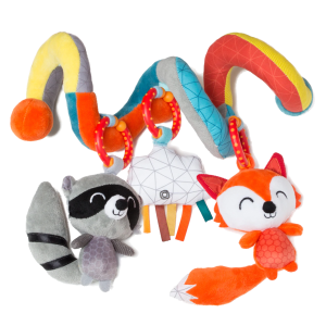 Diono Character Activity Spiral Toy