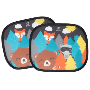 Diono Character Sun Stoppers 2pk
