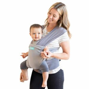 Moby Easy Wrap – Smoked