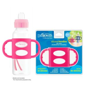 Dr Browns Narrow Neck Silicone Bottle Handles