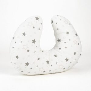 Cuddle Co Feeding And Infant Support Pillow – Stars