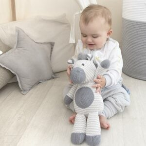 Living Textiles Whimsical Softie Toy