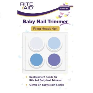 Rite Aid Baby Nail Trimmer Heads Refill Pack