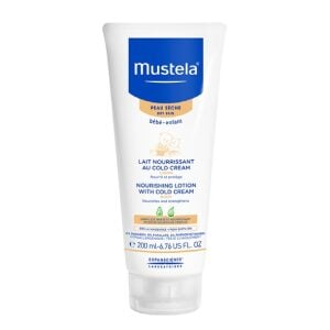 Mustela Nourishing Body Lotion With Cold Cream