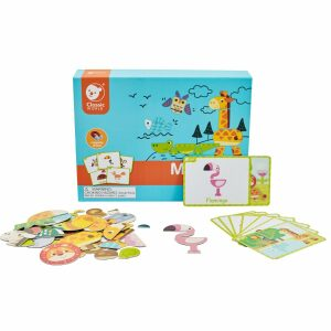 Classic World Magnetic Forest Animal Puzzle
