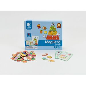 Classic World Magnetic Food Diary Puzzle