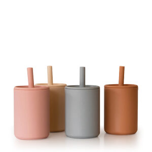 New Edition Silicone Straw Cup
